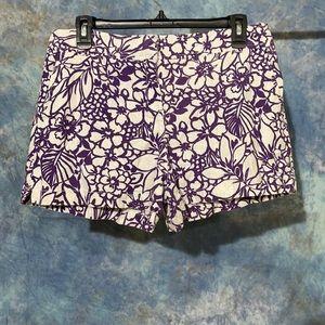 New York & Co Linen Shorts